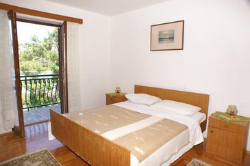 Lovište, Sypialnia w zakwaterowaniu typu room, dopusteni kucni ljubimci i WIFI.