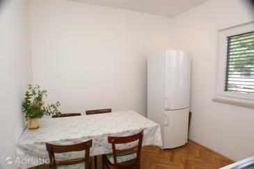 Vela Prapratna, Dining room in the apartment, (pet friendly) and WiFi.
