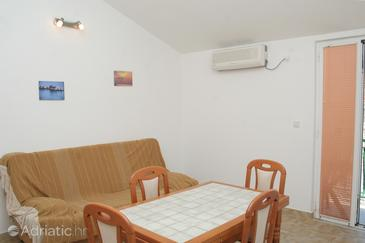 Trpanj, Dining room in the apartment, WIFI.