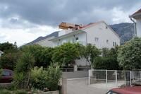 Apartmány s parkovištěm Orebić (Pelješac) - 4522