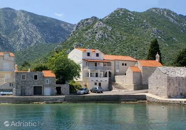 Duba Pelješka, Pelješac, Property 4528 - Apartments near sea with pebble beach.