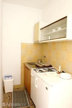Drače, Kitchen in the apartment, WIFI.