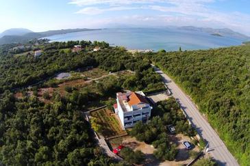 Drače, Pelješac, Obiekt 4530 - Kwatery przy morzu ze żwirową plażą.