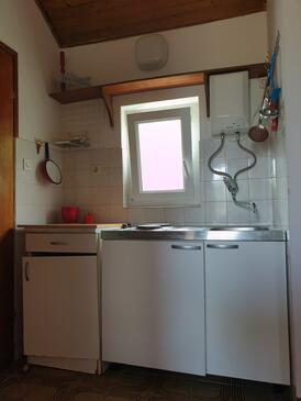 Dingač - Potočine, Küche in folgender Unterkunftsart apartment.