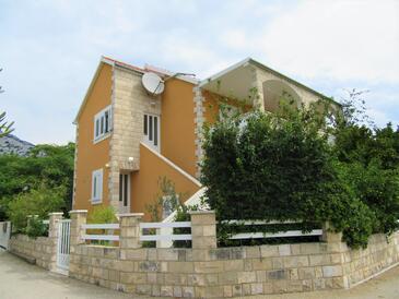 Orebić, Pelješac, Obiekt 4536 - Apartamenty ze żwirową plażą.