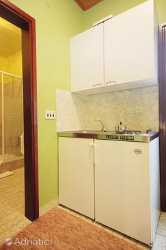Orebić, Cucina nell'alloggi del tipo apartment, WiFi.