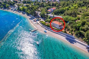 Orebić, Pelješac, Objekt 4537 - Ubytování v blízkosti moře s písčitou pláží.