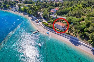 Orebić, Pelješac, Property 4537 - Apartments near sea with sandy beach.