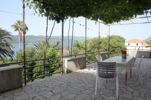Apartments by the sea Kučište - Perna, Pelješac - 4539