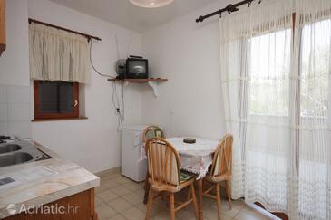 Sali, Jídelna v ubytování typu apartment, domácí mazlíčci povoleni.