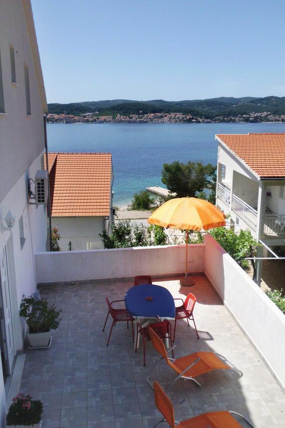 Ferienwohnung im Ort Kuiate - Perna (Peljeaac), Kapazität 2+3 (1013617), Kuciste, Insel Peljesac, Dalmatien, Kroatien, Bild 10