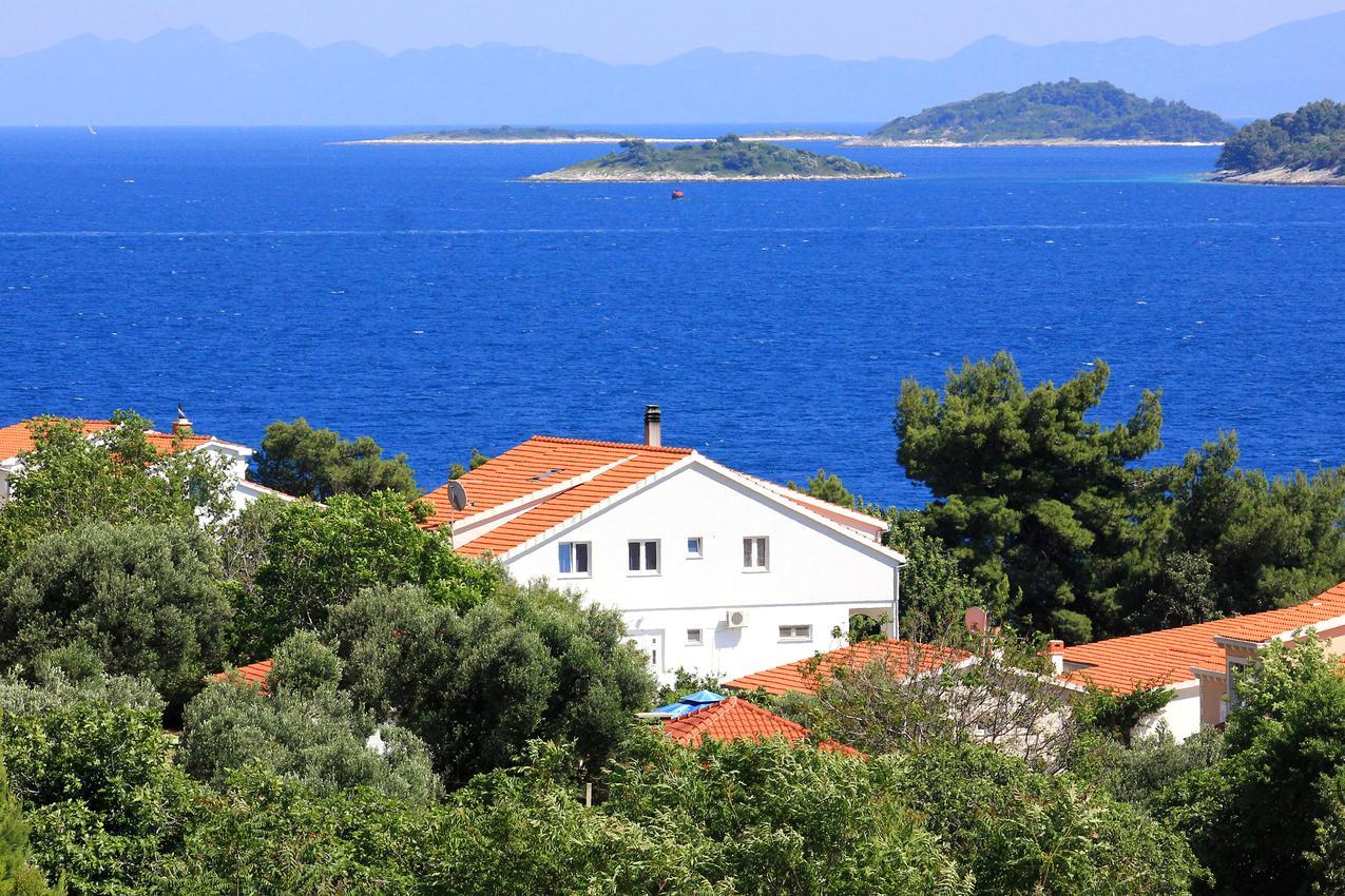 Ferienwohnung im Ort Kuiate - Perna (Peljeaac), Kapazität 2+2 (1013616), Kuciste, Insel Peljesac, Dalmatien, Kroatien, Bild 12