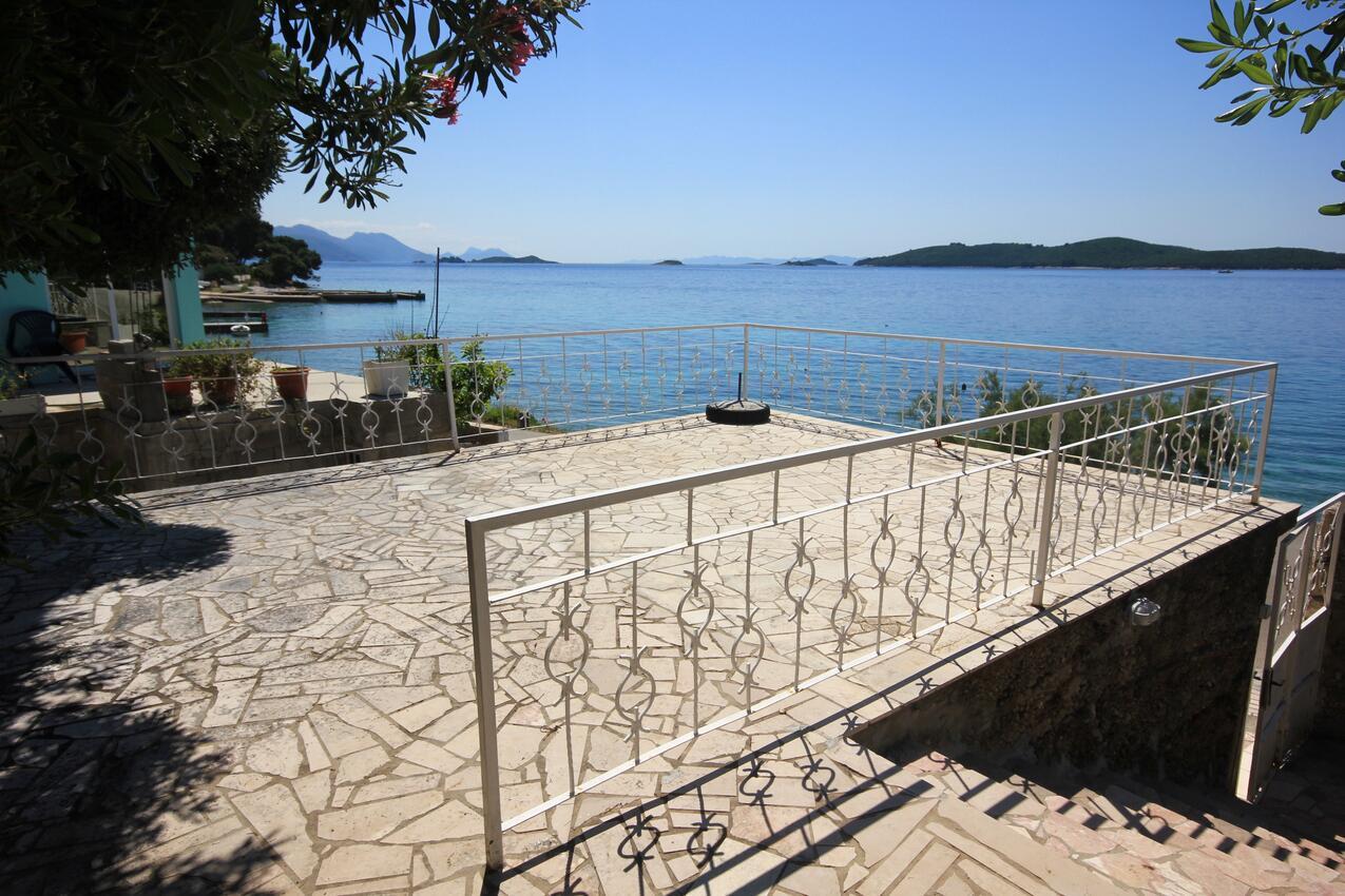 Ferienwohnung im Ort Kuiate - Perna (Peljeaac), Kapazität 4+0 (1013638), Kuciste, Insel Peljesac, Dalmatien, Kroatien, Bild 19