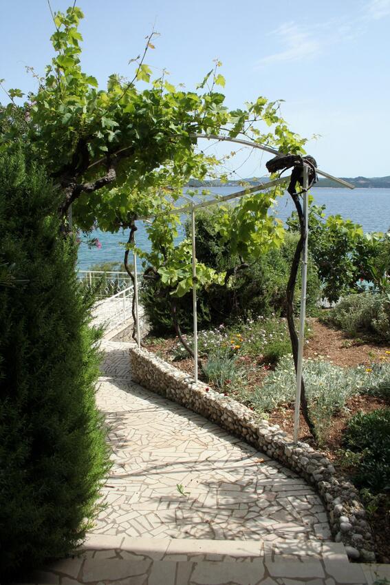 Ferienwohnung im Ort Kuiate - Perna (Peljeaac), Kapazität 4+0 (1013638), Kuciste, Insel Peljesac, Dalmatien, Kroatien, Bild 21
