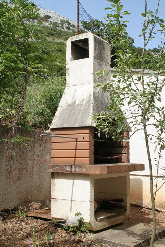 Ferienwohnung im Ort Kuiate - Perna (Peljeaac), Kapazität 4+0 (1013638), Kuciste, Insel Peljesac, Dalmatien, Kroatien, Bild 22