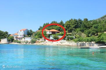 Kučište - Perna, Pelješac, Объект 4542 - Апартаменты вблизи моря с галечным пляжем.