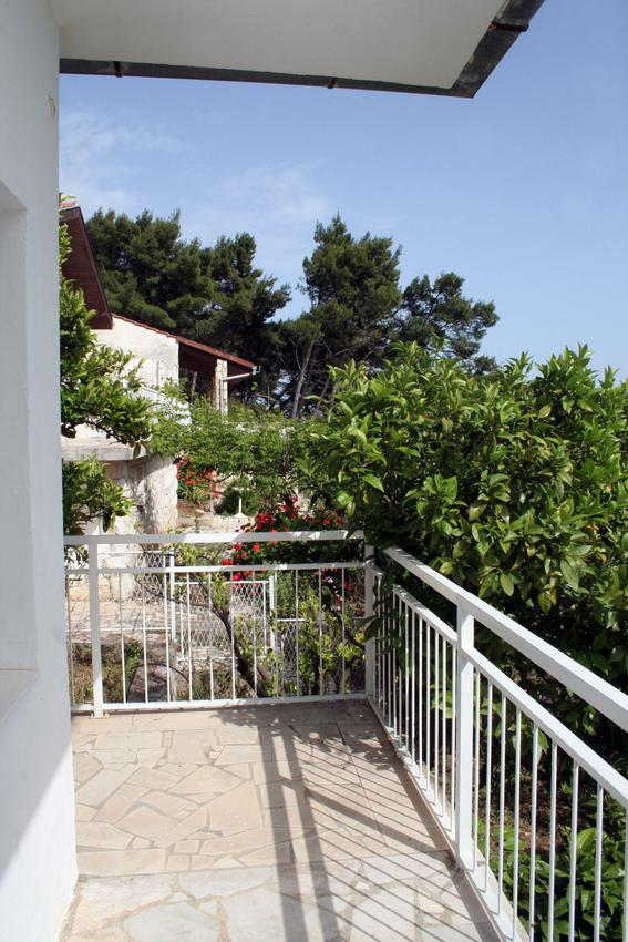 Ferienwohnung im Ort Kuiate - Perna (Peljeaac), Kapazität 2+2 (1013629), Kuciste, Insel Peljesac, Dalmatien, Kroatien, Bild 9
