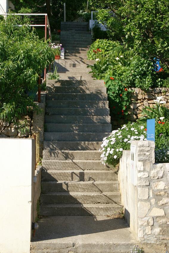 Ferienwohnung im Ort Kuiate - Perna (Peljeaac), Kapazität 2+2 (1013629), Kuciste, Insel Peljesac, Dalmatien, Kroatien, Bild 20