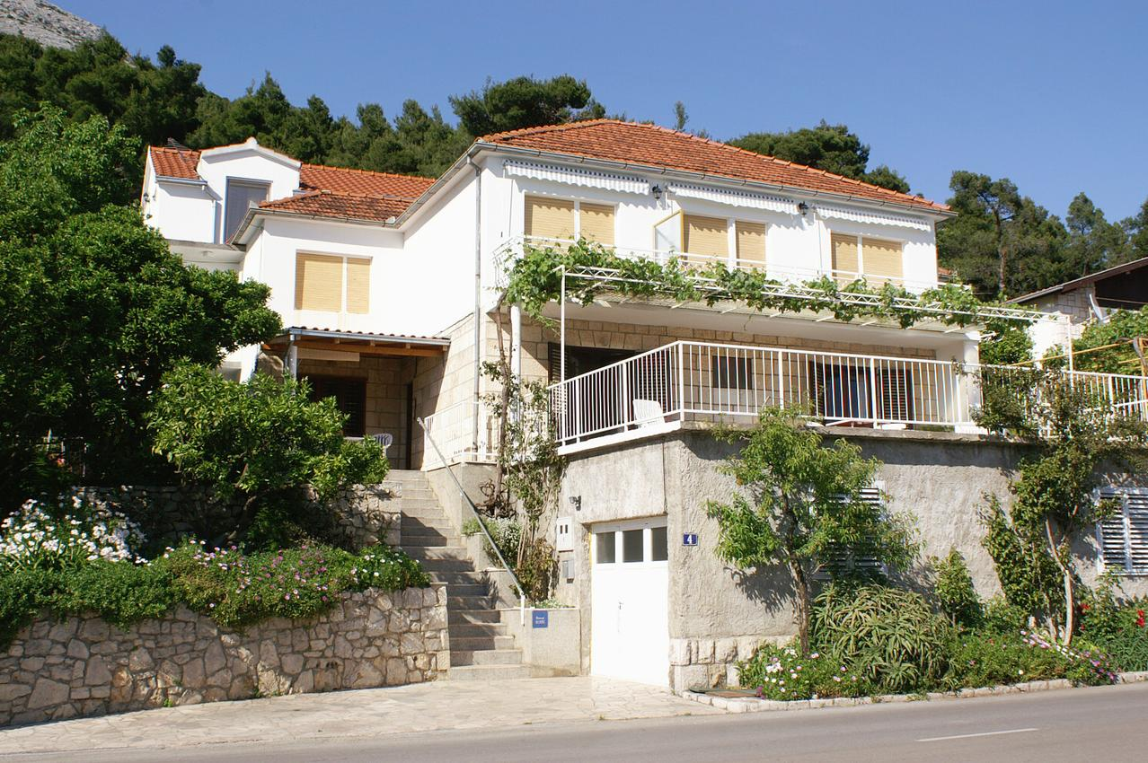 Ferienwohnung im Ort Kuiate - Perna (Peljeaac), Kapazität 2+2 (1013629), Kuciste, Insel Peljesac, Dalmatien, Kroatien, Bild 13