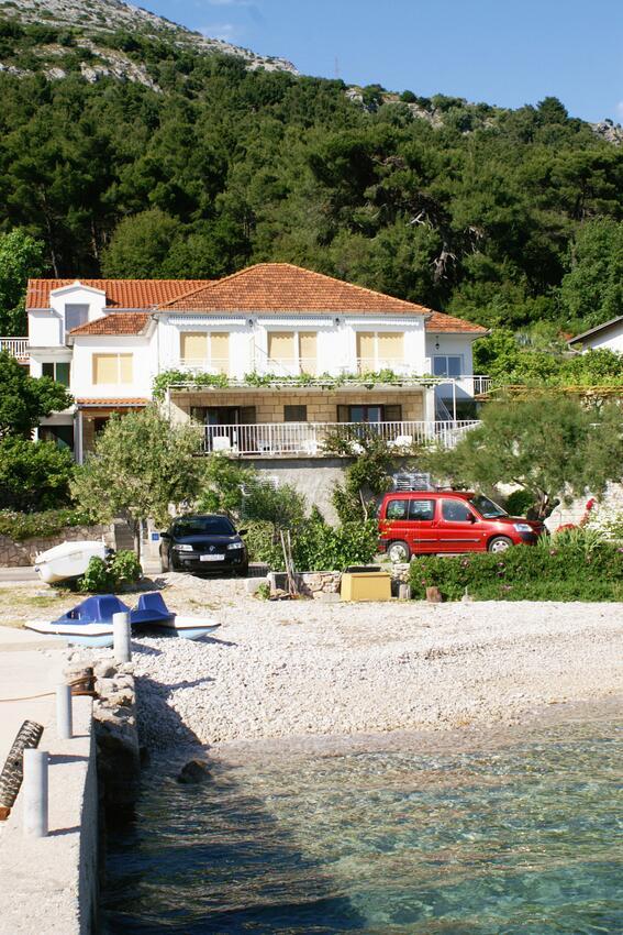 Ferienwohnung im Ort Kuiate - Perna (Peljeaac), Kapazität 2+2 (1013629), Kuciste, Insel Peljesac, Dalmatien, Kroatien, Bild 16
