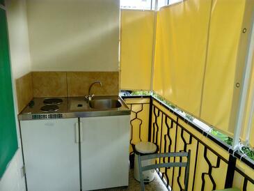 Orebić, Кухня в размещении типа studio-apartment, WiFi.