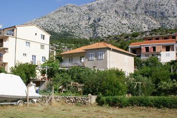 Orebić, Pelješac, Obiekt 4547 - Apartamenty przy morzu ze żwirową plażą.