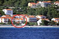Apartmány u moře Orebić (Pelješac) - 4548