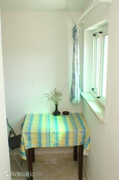 Sreser, Dining room in the studio-apartment, WIFI.