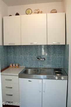 Orebić, Kitchen in the apartment, dopusteni kucni ljubimci i WIFI.