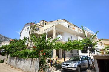 Orebić, Pelješac, Obiekt 4554 - Apartamenty ze żwirową plażą.