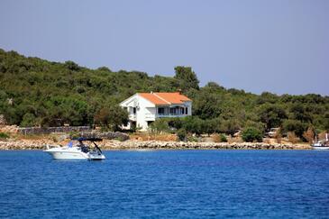 Žman, Dugi otok, Property 456 - Apartments by the sea.