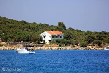 Žman, Dugi otok, Property 456 - Apartments by the sea.