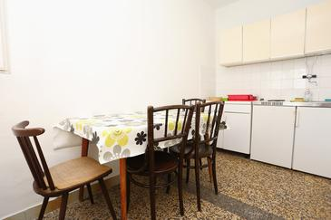 Sreser, Dining room in the room.
