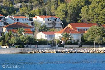 Orebić, Pelješac, Property 4565 - Apartments with pebble beach.