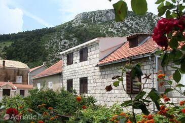 Trstenik, Pelješac, Объект 4567 - Апартаменты вблизи моря с галечным пляжем.