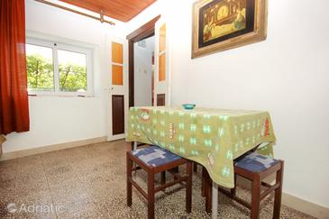 Orebić, Dining room in the house, (pet friendly).