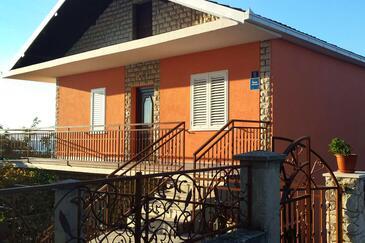 Okrug Gornji, Čiovo, Property 457 - Apartments with pebble beach.