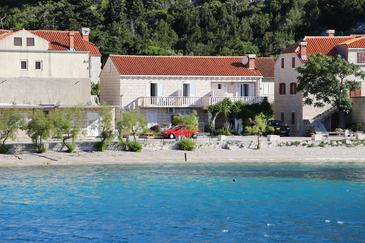 Trstenik, Pelješac, Property 4570 - Apartments near sea with pebble beach.