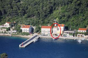 Apartments by the sea Trstenik, Pelješac - 4571