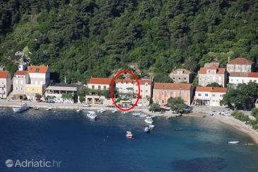 Trstenik, Pelješac, Property 4572 - Apartments near sea with pebble beach.