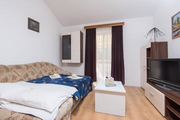 Žuljana, Гостиная в размещении типа apartment, доступный кондиционер и WiFi.