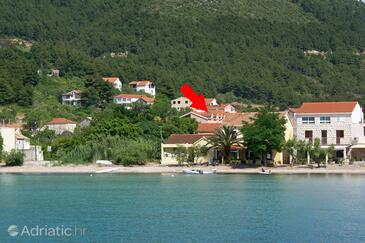 Žuljana, Pelješac, Property 4576 - Apartments and Rooms near sea with sandy beach.