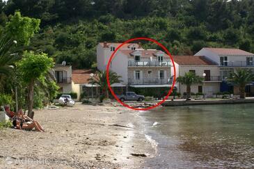 Žuljana, Pelješac, Объект 4577 - Апартаменты вблизи моря с песчаным пляжем.