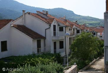 Hvar, Hvar, Property 4583 - Apartments with pebble beach.