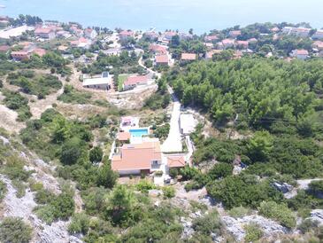 Orebić, Pelješac, Objekt 4587 - Ubytovanie s kamienkovou plážou.