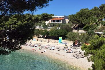 Hvar, Hvar, Property 4591 - Apartments near sea with pebble beach.