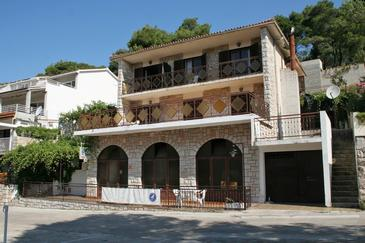 Jelsa, Hvar, Property 4595 - Apartments with pebble beach.