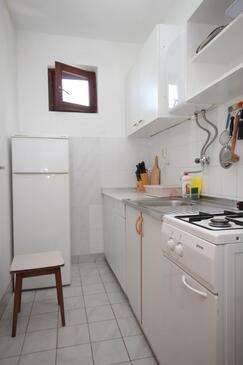 Zaraće (Gdinj), Kuchyně v ubytování typu apartment, WiFi.