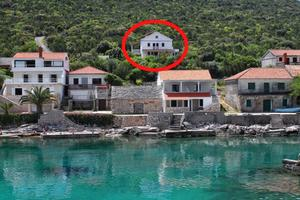 Apartments by the sea Cove Zarace (Gdinj) (Hvar) - 4597