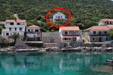 Zaraće (Gdinj), Hvar, Objekt 4597 - Ubytování v blízkosti moře.